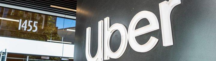 Uber aandeel