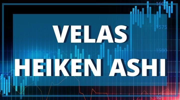 Velas do Indicador Heiken Ashi - Admiral Markets