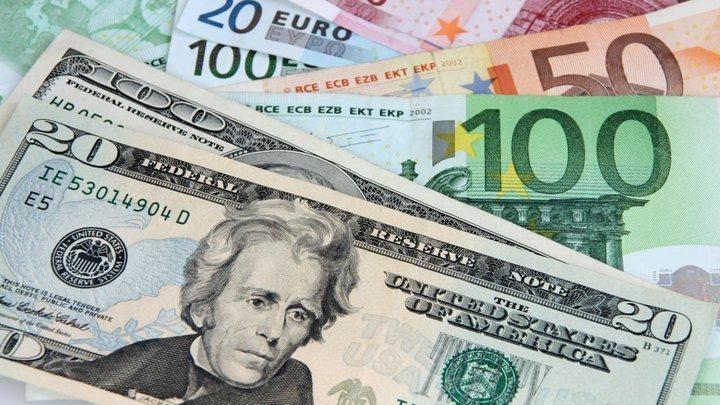 Viss par valūtu pāri EURUSD un tirdzniecību starptautiskajā valūtu tirgū FOREX