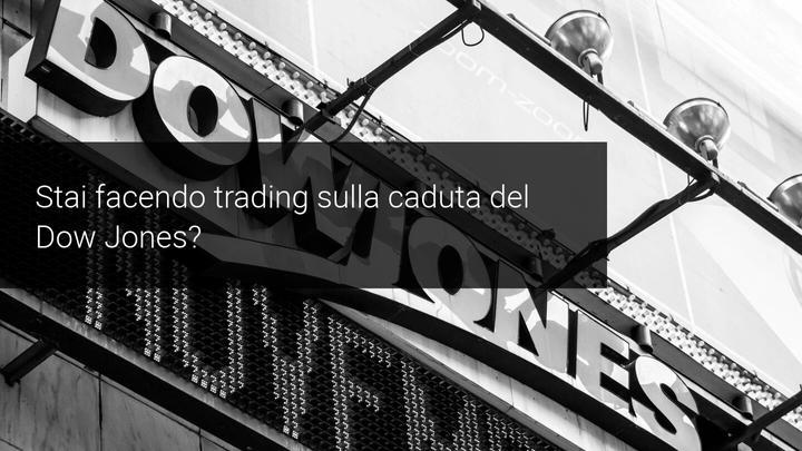 Calo del Dow jones