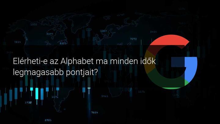 Alphabet a Wall Street-en