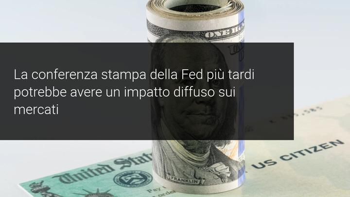fed inflazione
