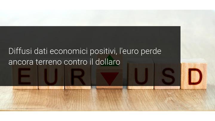 Dati economici euro usd