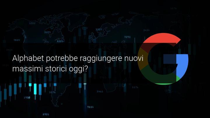 massimi azioni google