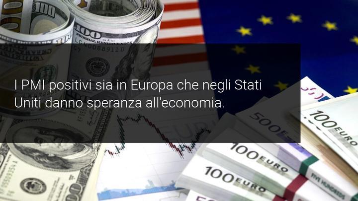PMI eur usd