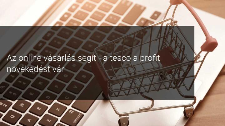 Tesco részvény