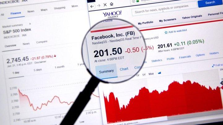 Werbeboykott von Facebook verursacht Kursrutsch der Aktie