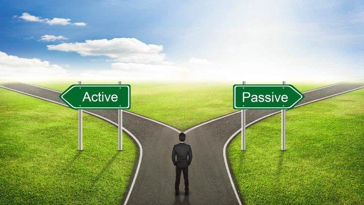 investimento passivo