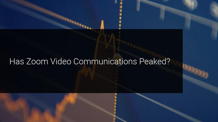 Zoom shares fall, despite breaking revenue record in Q3