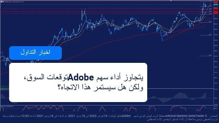 نتائج ارباح Adobe الربع سنوية تفوق توقعات السوق!