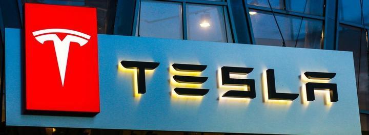 акции Tesla на фондовом рынке