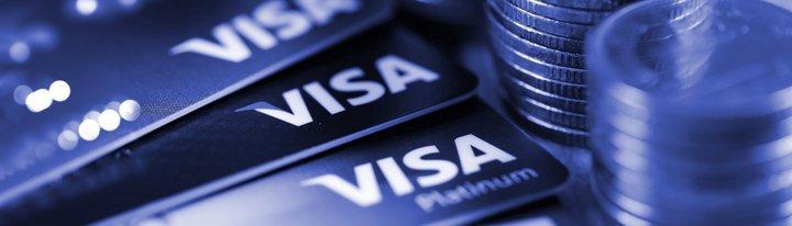 Акции VISA
