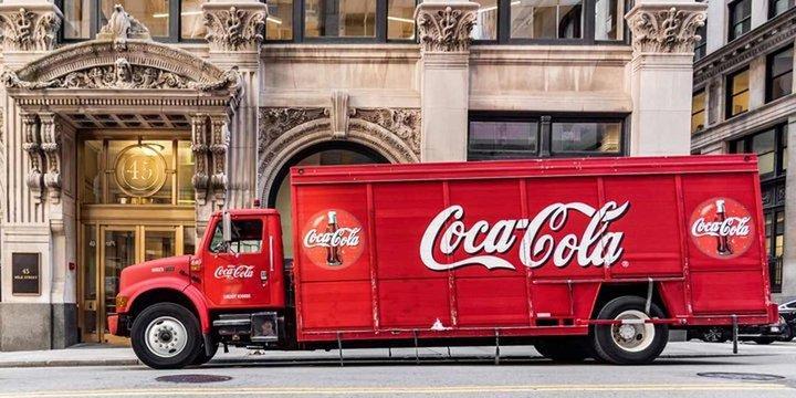 akcje spółki coca-cola company