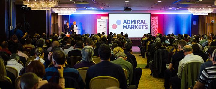 Admiral Markets annual conference 2016