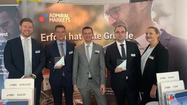 Admiral Markets - Best Forex and CFD broker 2018