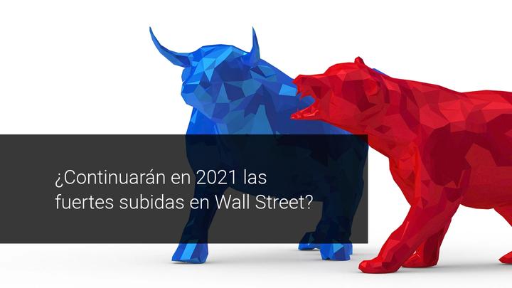 ¿Continuarán la subidas en 2021?