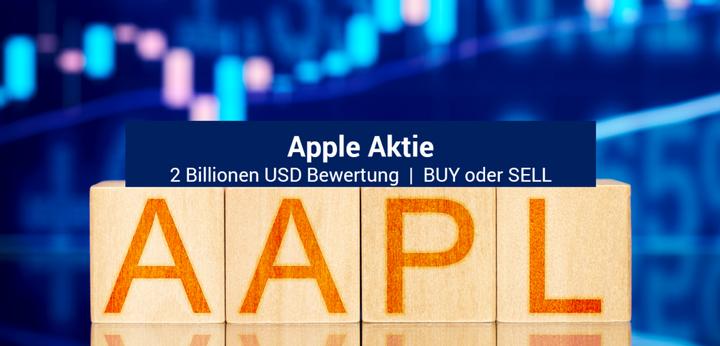 Apple erreicht 2 Billionen