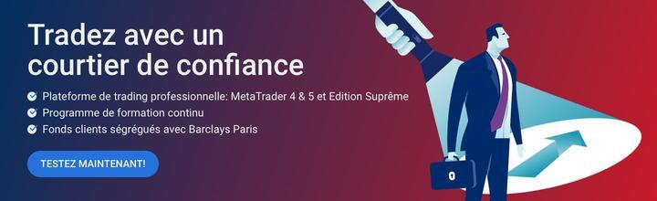 trader avec un broker forex français de confiance