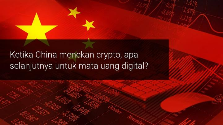 Cina larang kripto