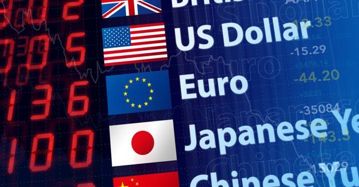 taux de change euro dollar logo