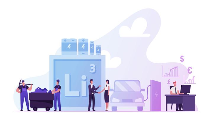 So finden Sie die besten Lithium Aktien 2021