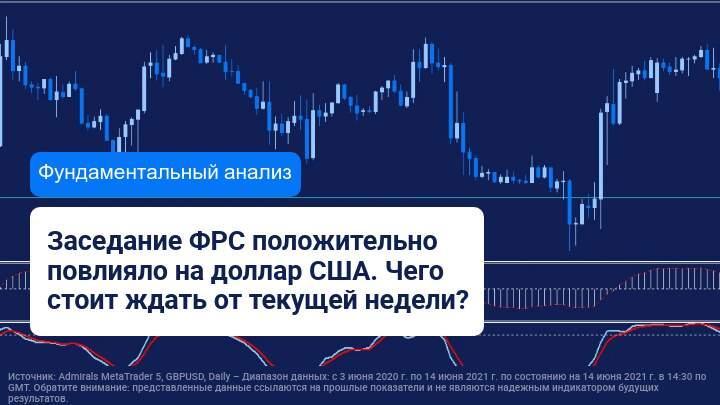 Доллар вырос после заседания ФРС