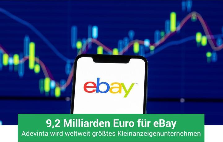 eBay verkauft Kleinanzeigeneinheit