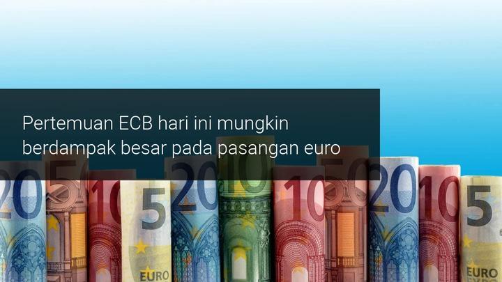 Pertemuan Bank Sentral Eropa
