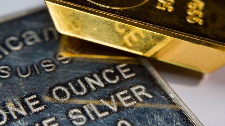 zlato srebro