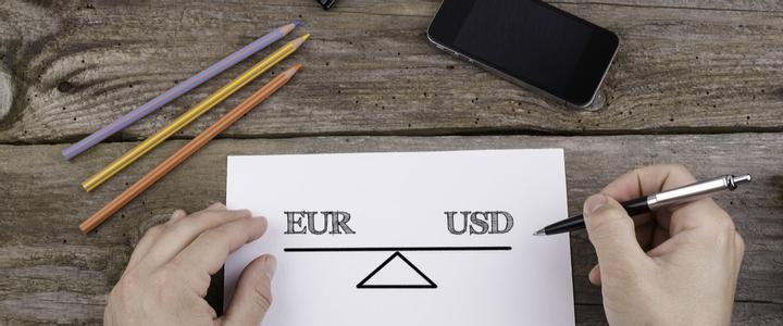 prévisions eur/usd