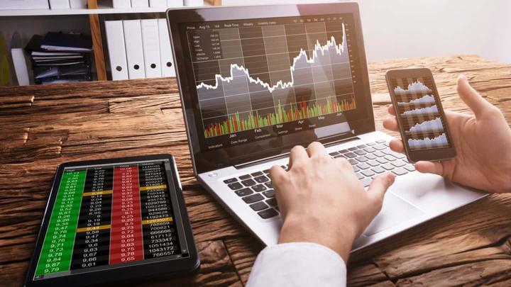 Viss par finanšu instrumentu tiešsaistes tirdzniecību internetā