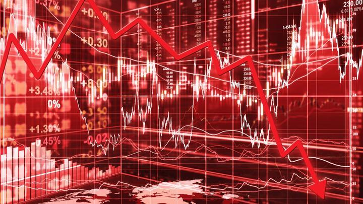 baisse des marchés boursiers