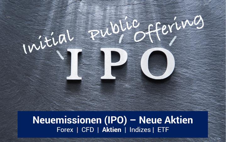 Investieren Sie mit Admiral Markets in die Top-IPOs im Juni!
