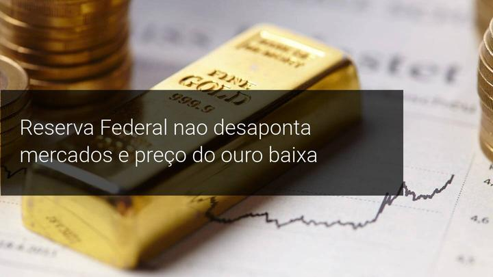 Reserva Federal Ouro