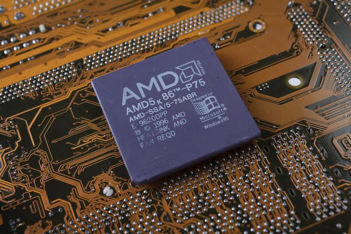 AMD en bolsa