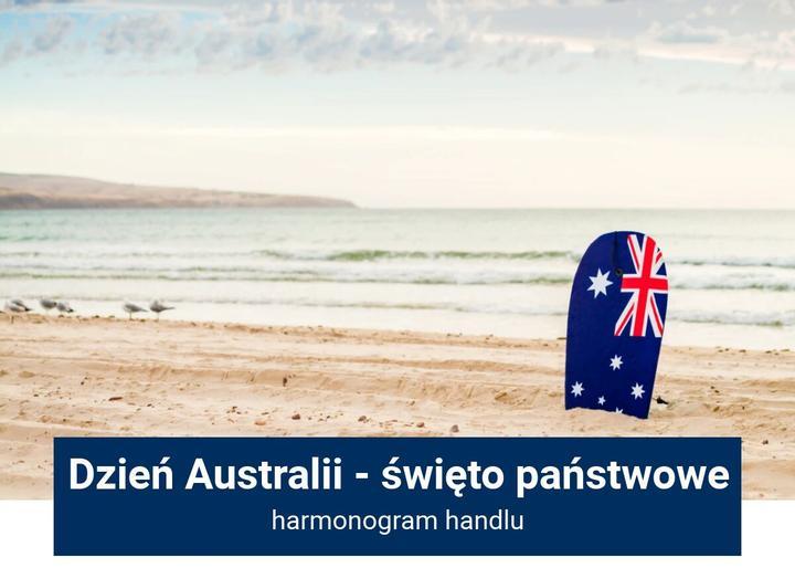 Święto państwowe w Australii