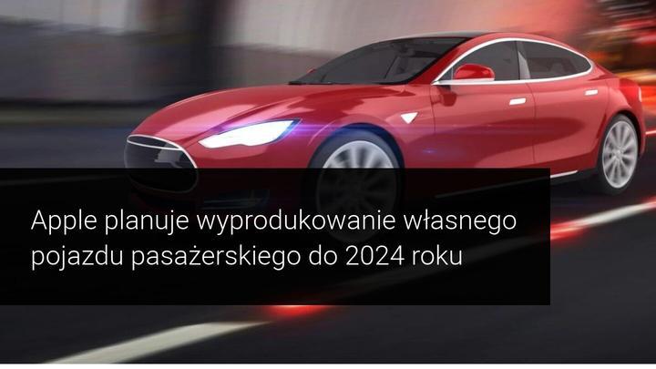 Tesla - Apple