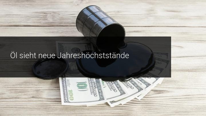 Öl erreicht 13-Monats-Hochs, nachdem die OPEC ihre Kürzungen beibehält