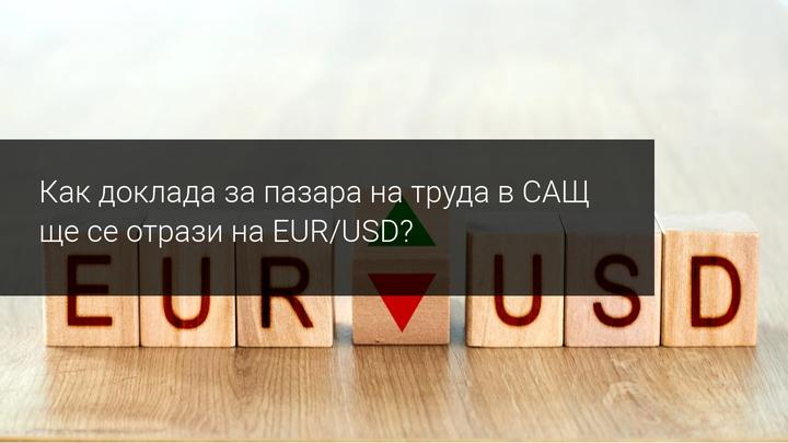 EUR/USD: В очакване на данните за заетостта в САЩ за януари
