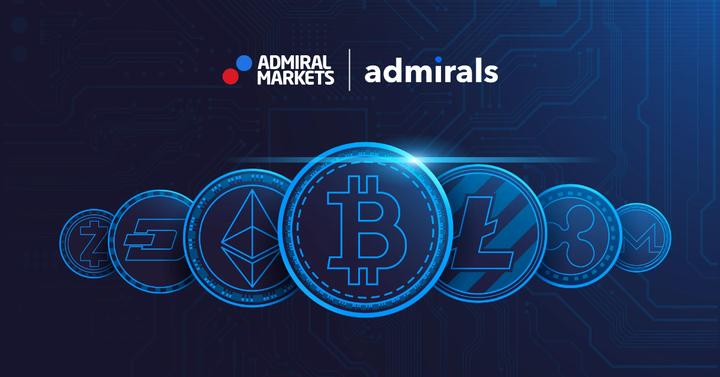 Coinbase Aktien handeln mit Admirals