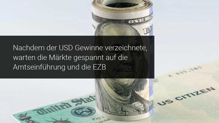 In dieser Woche richten sich aller Augen auf die Vereinigten Staaten und die EZB-Sitzung