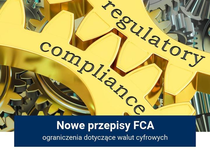Nowe regulacje FCA