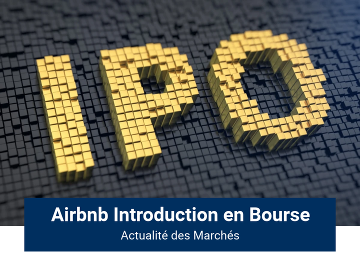 Airbnb introduction en bourse action Admiral Markets