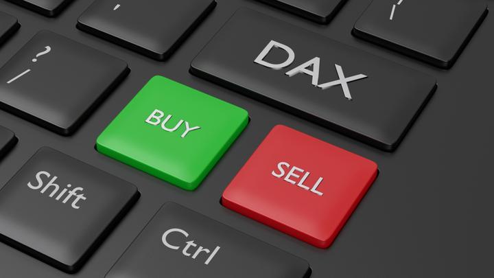 DAX schließt mit Kursrückgang trotz positiver Wirtschaftsnachrichten