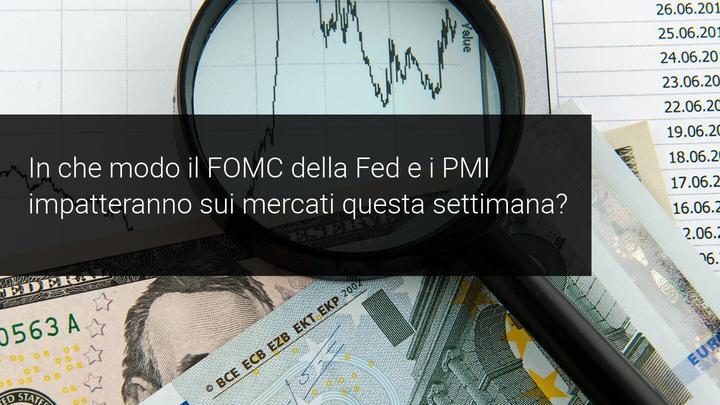 FOMC PMI analisi fondamentale