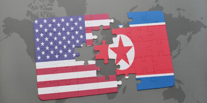 tensions Etats-Unis et Corée du Nord
