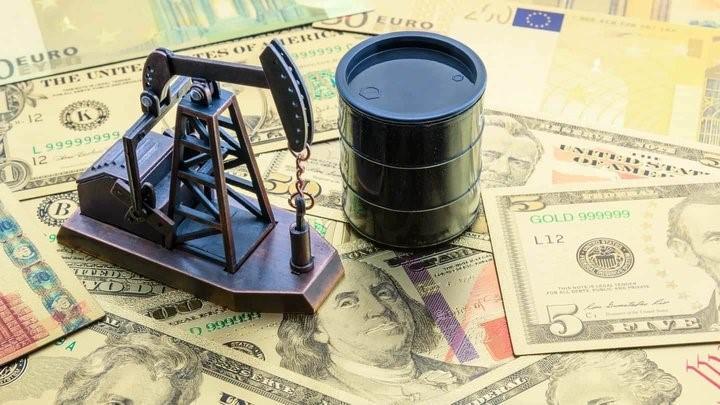 obchodování ropy