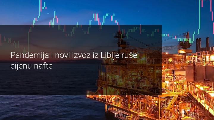 pandemija i izvoz iz libije ruse cijenu nafte