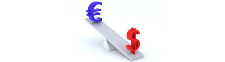 paritate euro dolar
