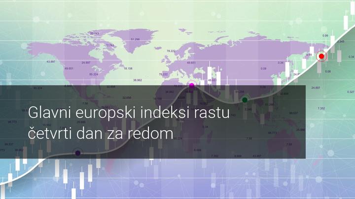 rast europshih indeksa